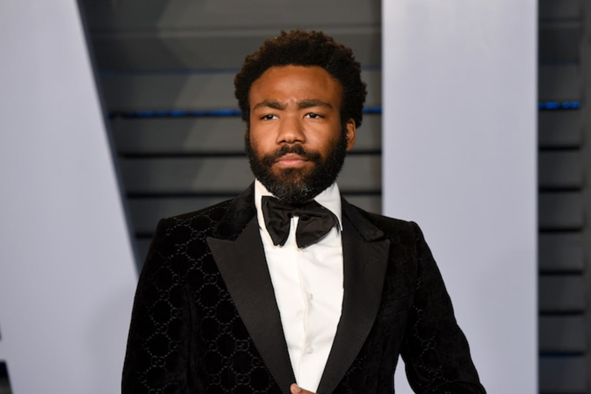 Donald Glover Speaks on Loving Someone 'Different'