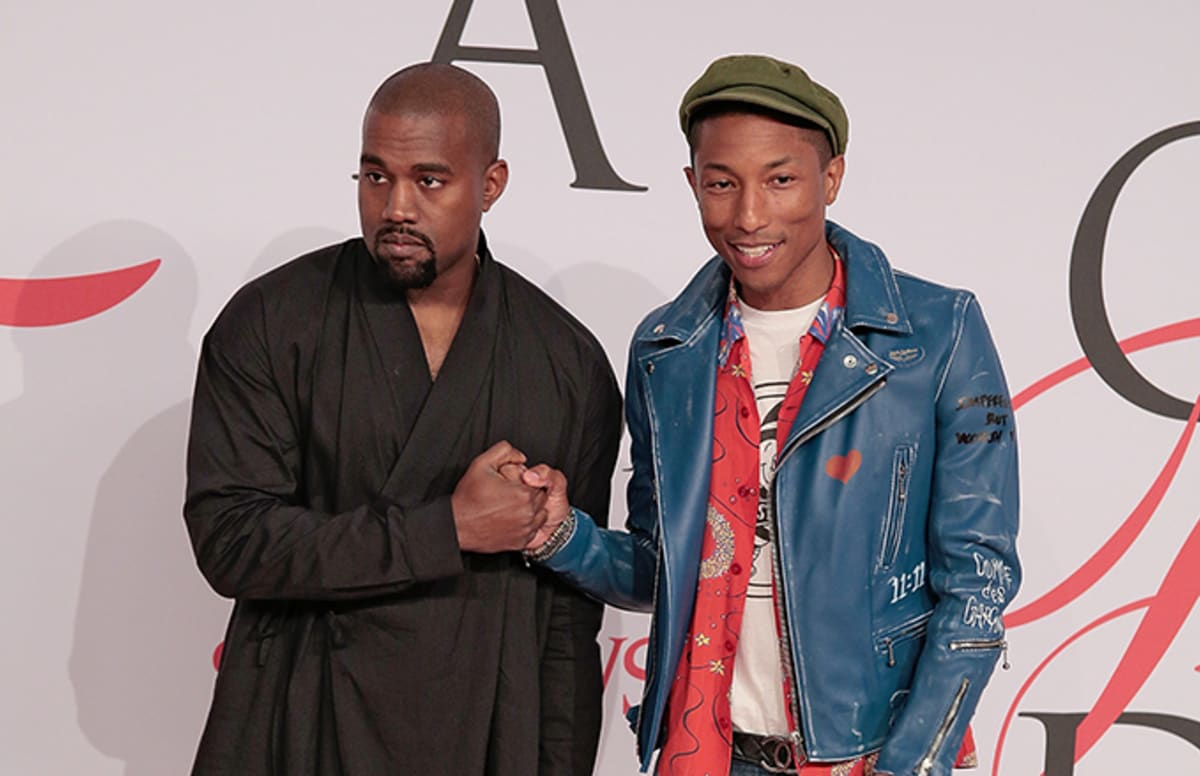 Kanye, Pharrell, and Vic Mensa Collab in New Song for Gentle Monster Campaign