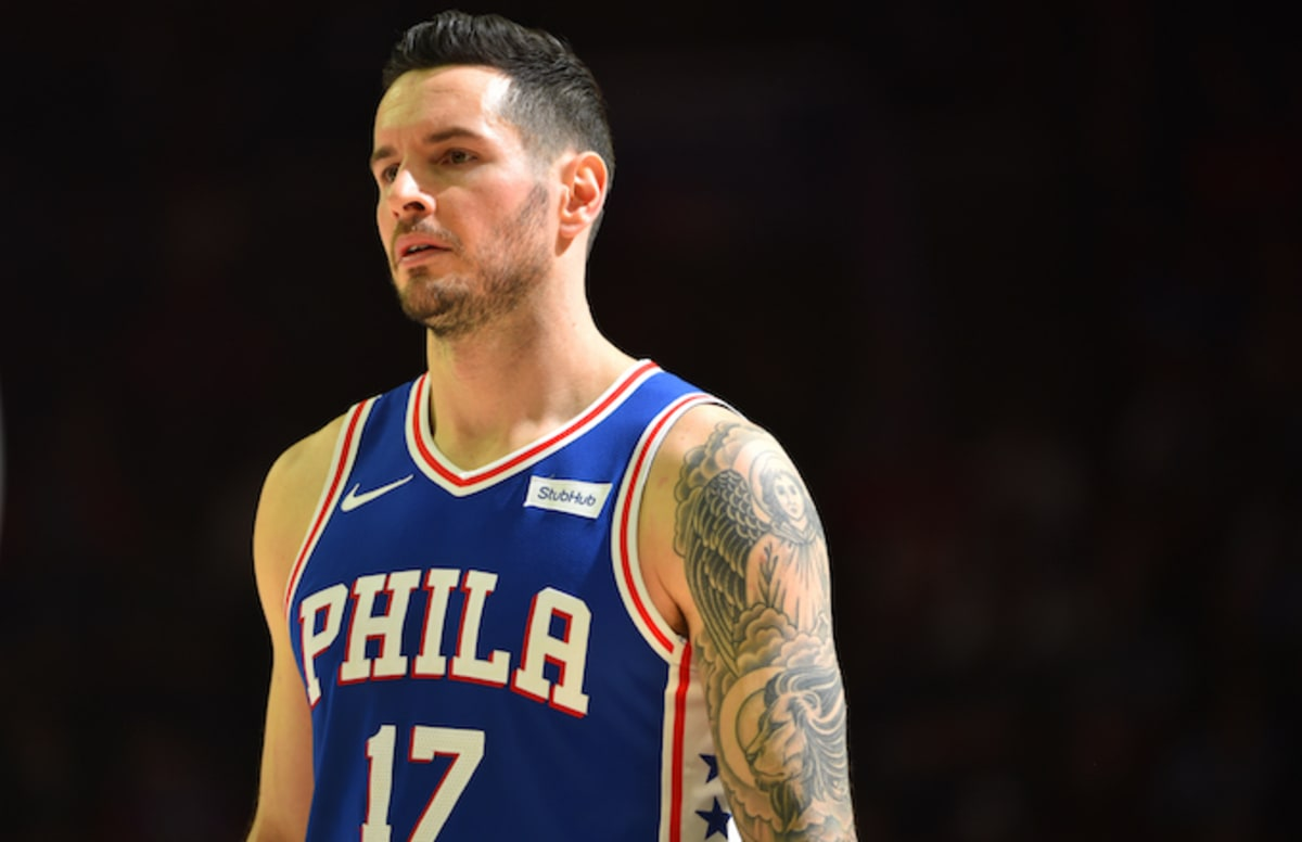 Sixers' J.J. Redick Says He Was 'Tongue Tied' After Being Accused of Using Racial Slur | Complex