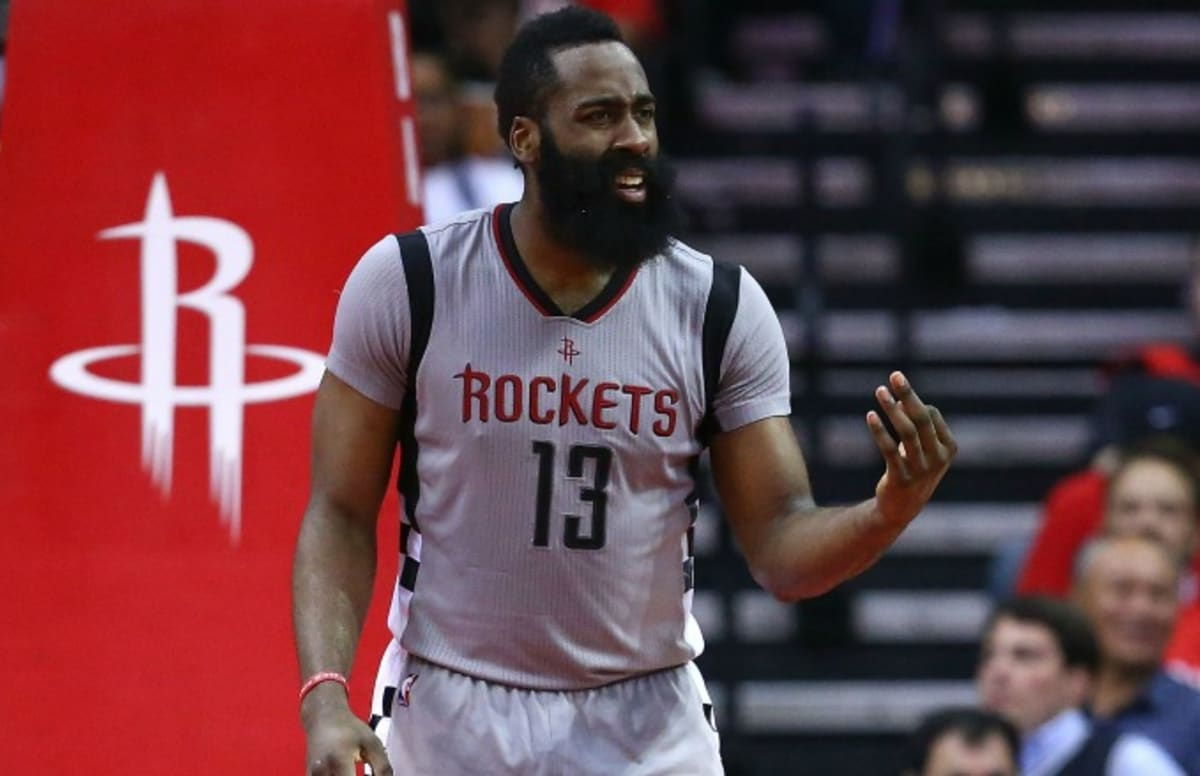0711a6244f52 The Craziest Theories Fans Came Up With to Explain James Harden s Terrible  Playoff Performance