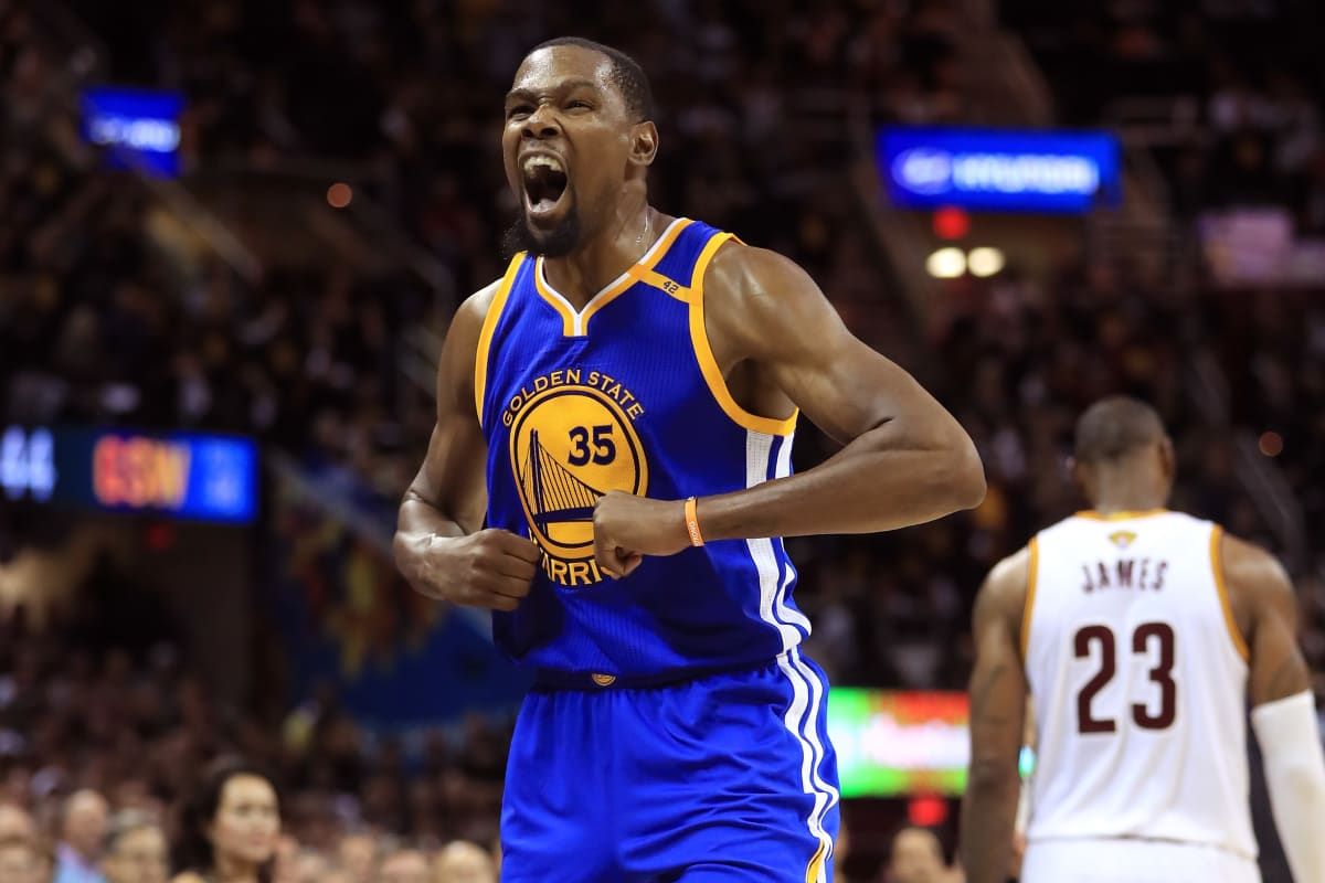 Golden State (Probably) Would Have Blown Another Lead Without KD | Complex