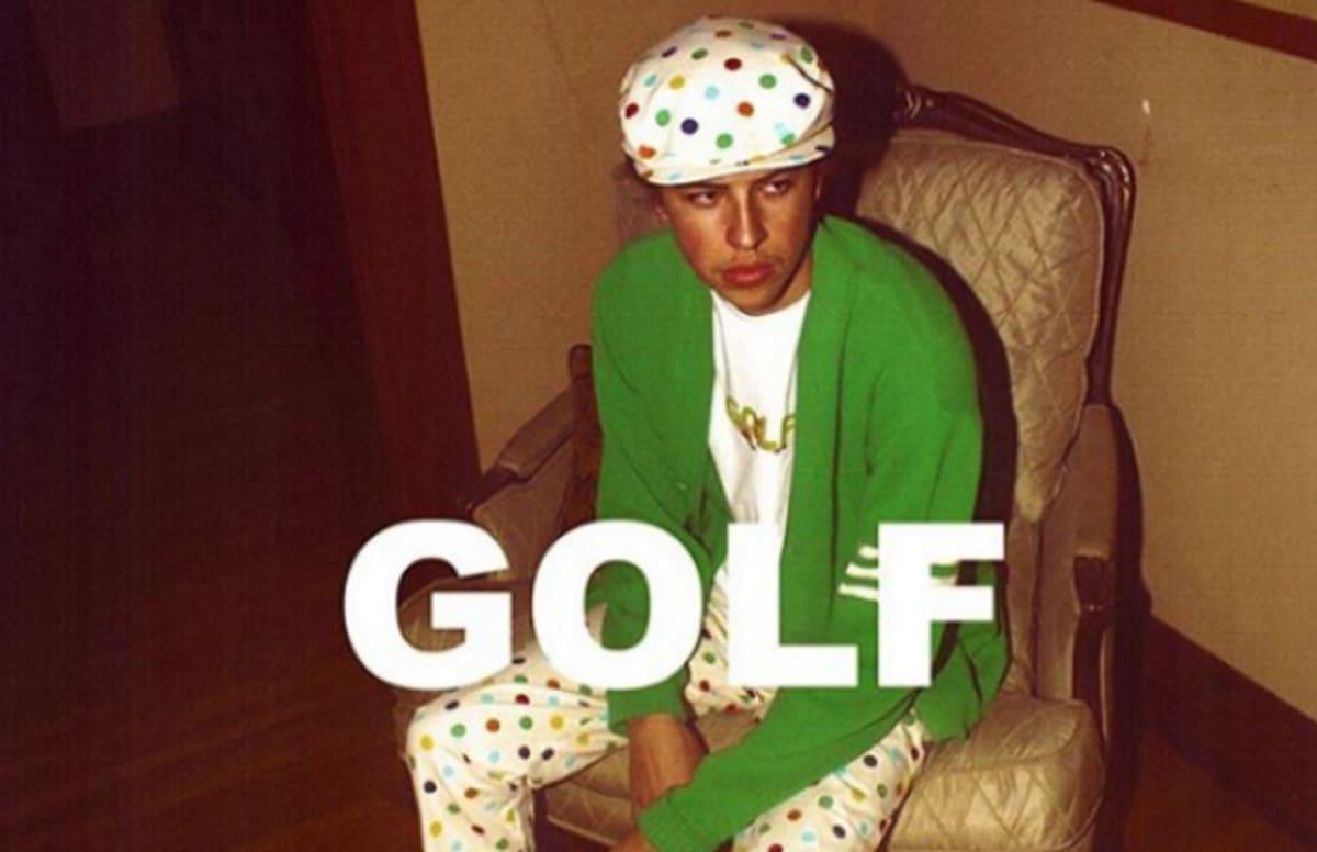 tyler  the creator drops new golf wang polka dot capsule
