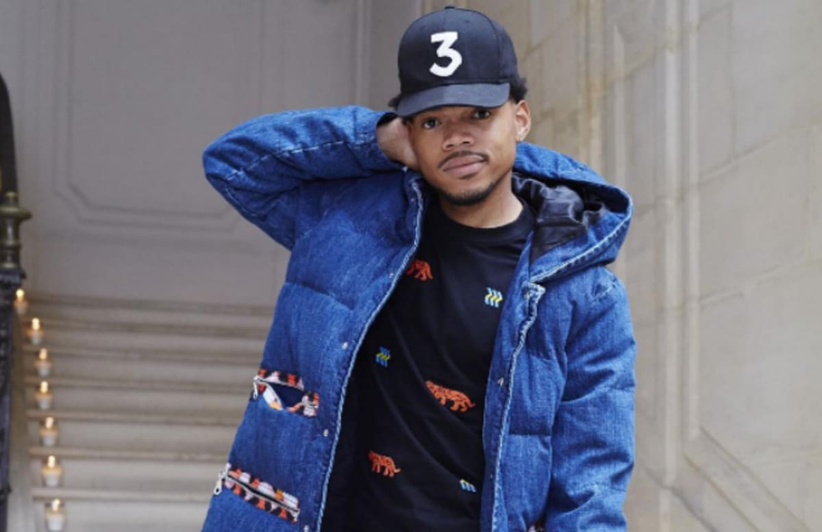 Chance the Rapper Finally Releases Signature  3  Hat  0fb9289a3b54