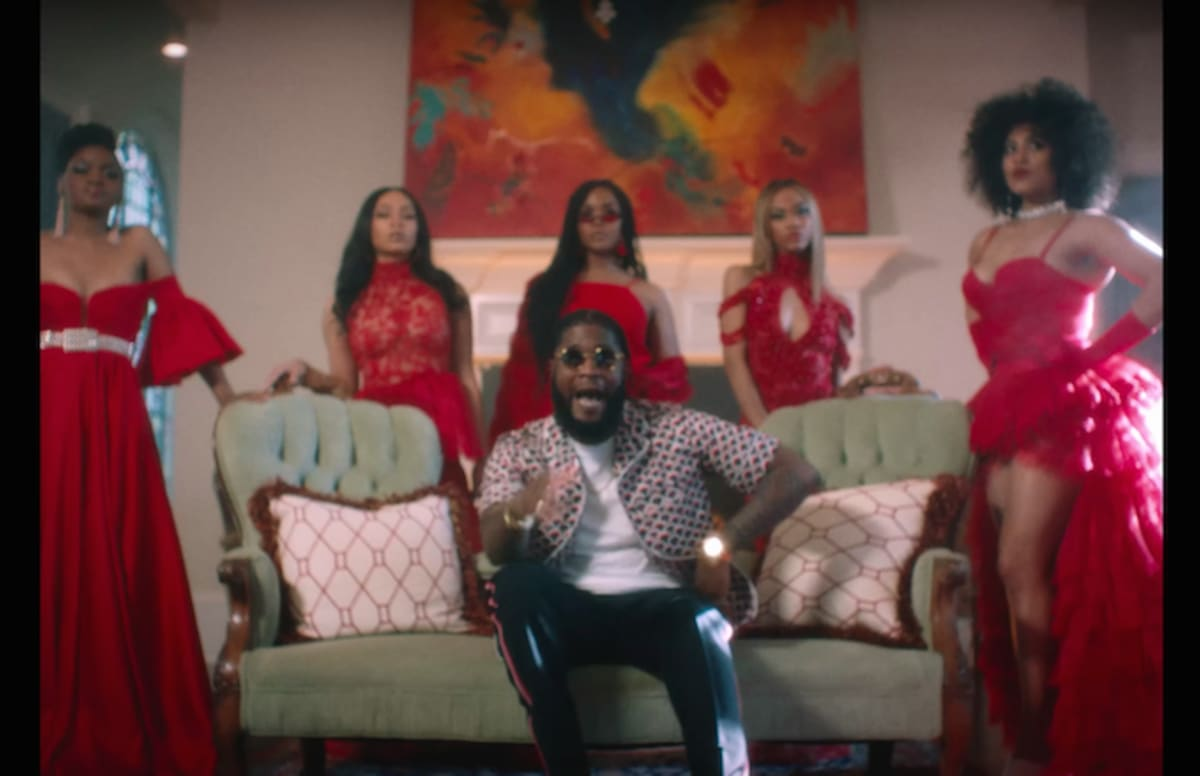 Big K.R.I.T.: Big K.R.I.T.'s new video for 'Energy' is directed by Child.