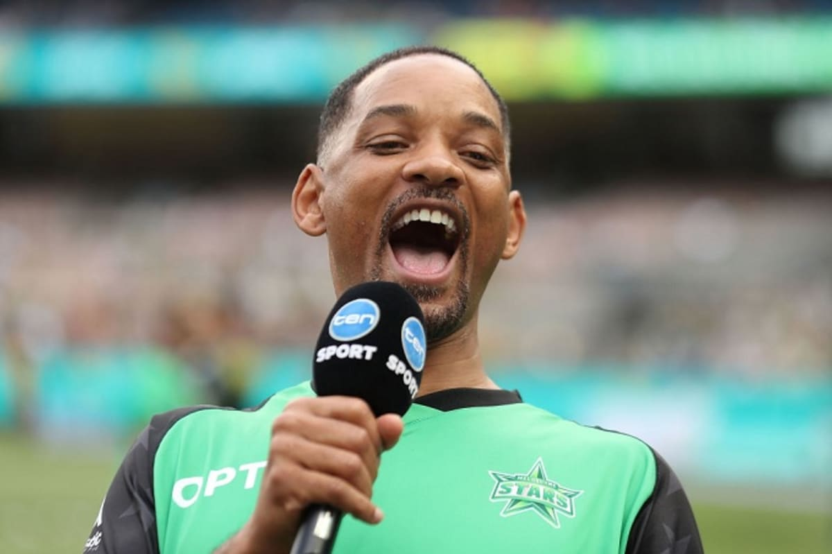 Will Smith Shares Inst...