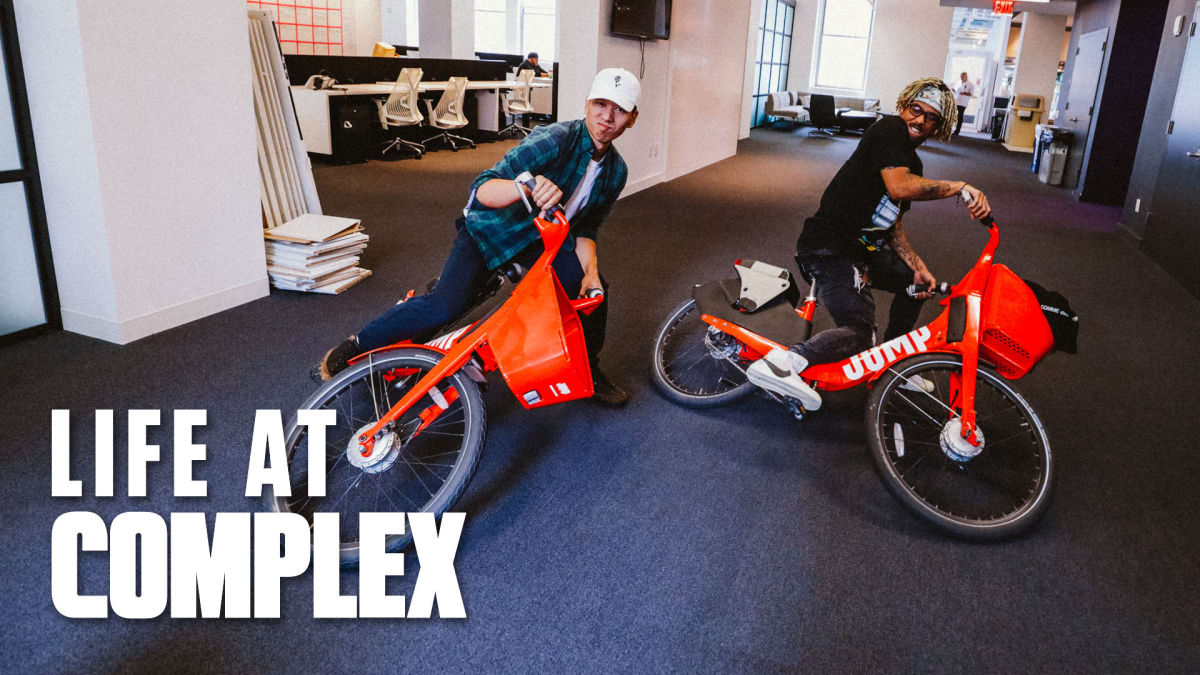 We Got New Electric Bikes | Life At Complex
