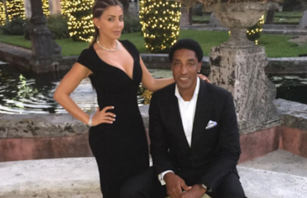 ee5c21ab8 Police Reportedly Came to Scottie Pippen s House for 2 Domestic  Disturbances in October