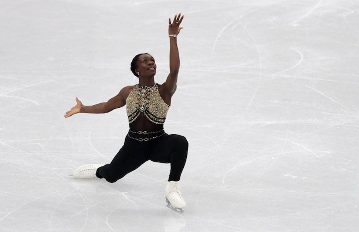 People Are Obsessed With This Olympic Figure Skater Performing to Beyoncé