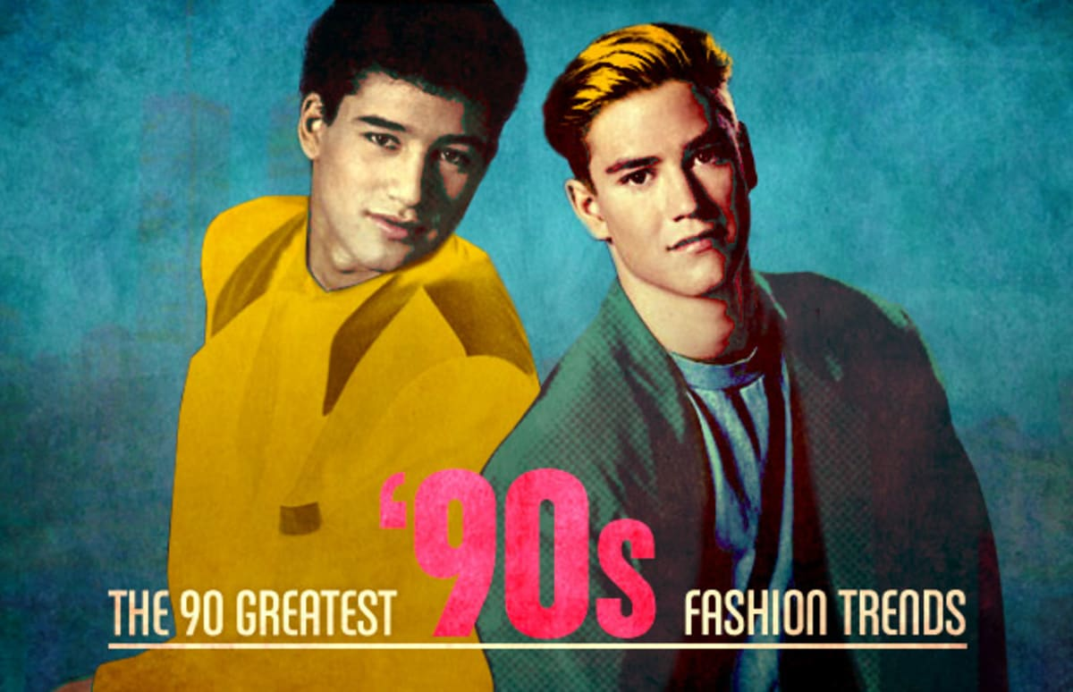 The Greatest '90s Fashion Trends | Complex