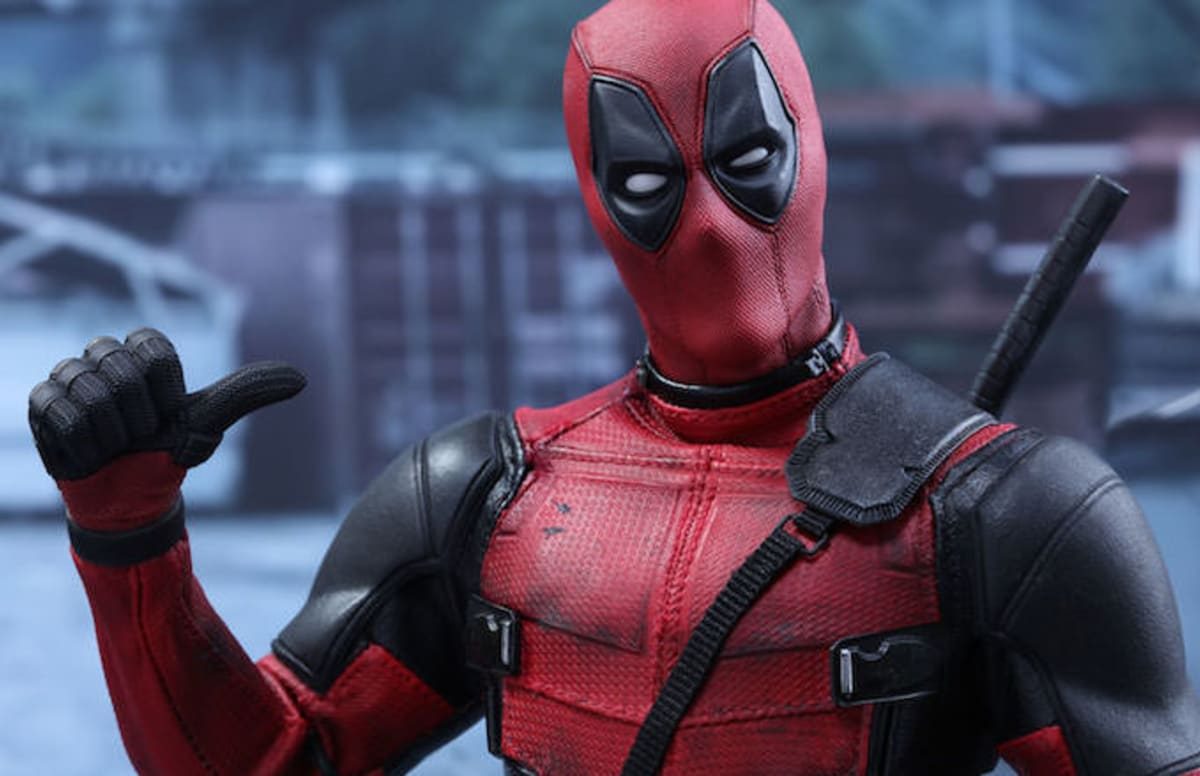 This 'Deadpool' Blooper Reel Is a Great Way to Spend Six and a Half Minutes of Your Day