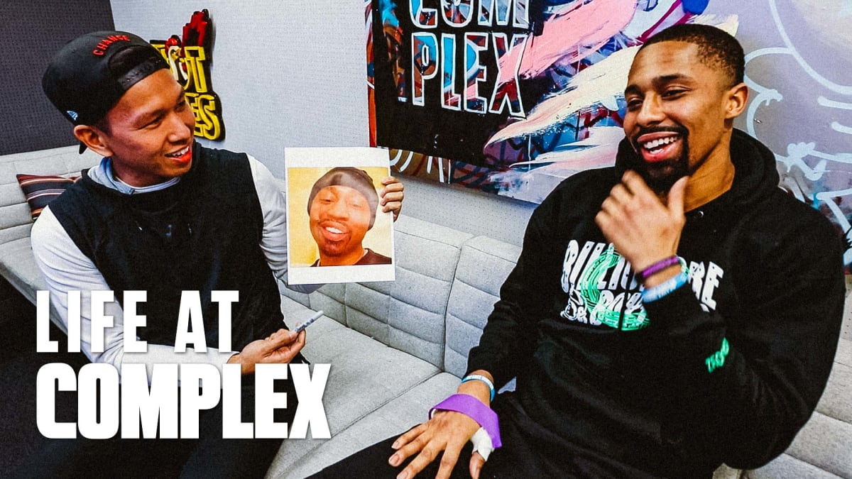 Complex Video - Magazine cover