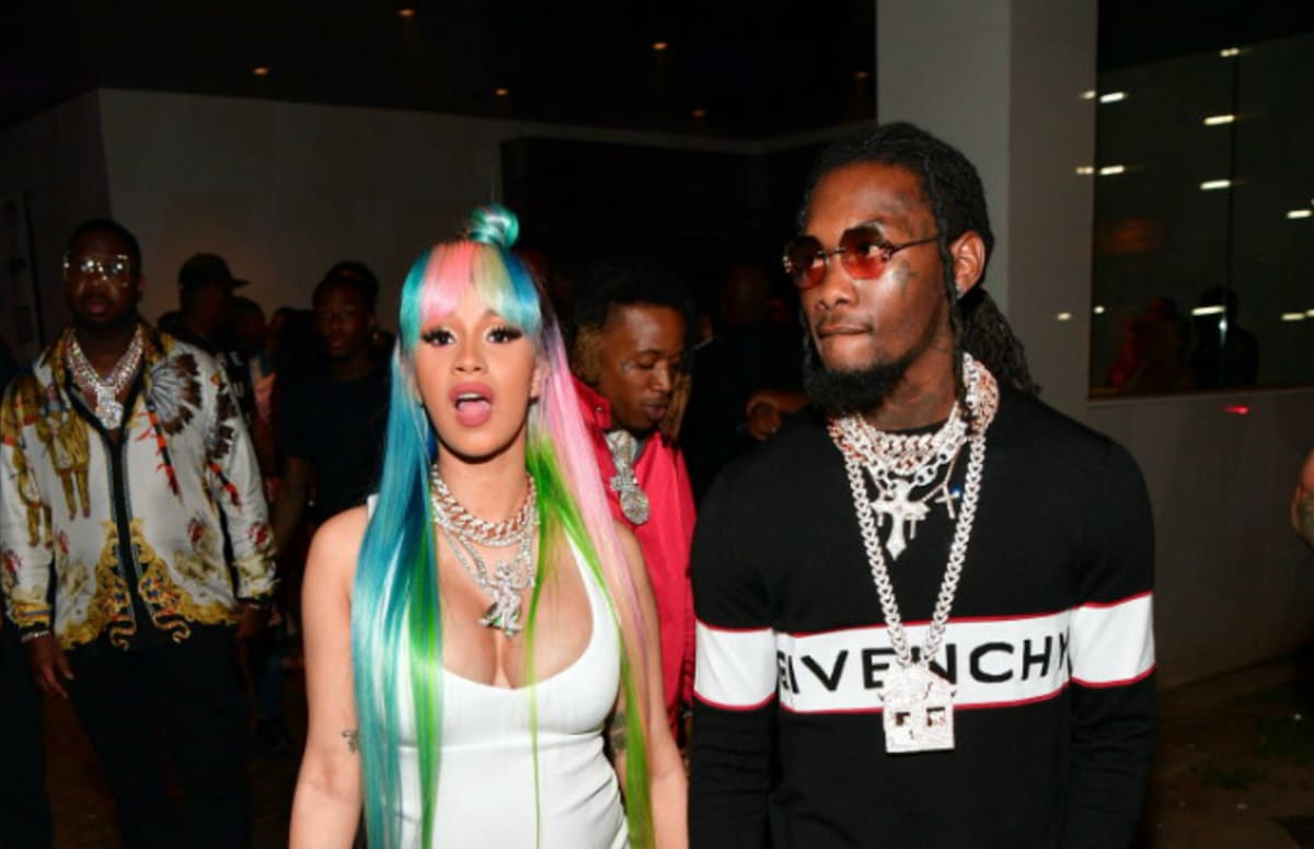 Cardi B Offset Could Be Fully Back Together Very Soon: Cardi B Sounds Off On People Creating Drama Over Fake