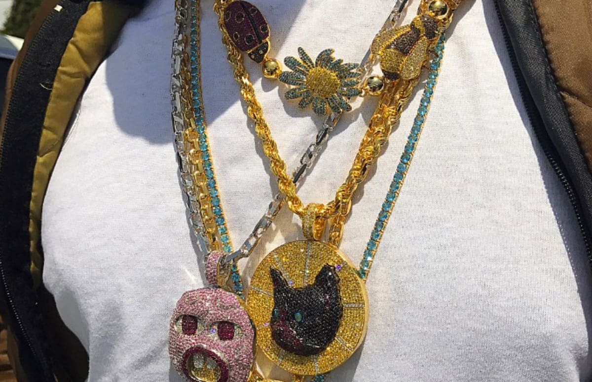 020130ae181bce Tyler the Creator and Ben Baller Teamed up for a Sick  Flower Boy  Chain
