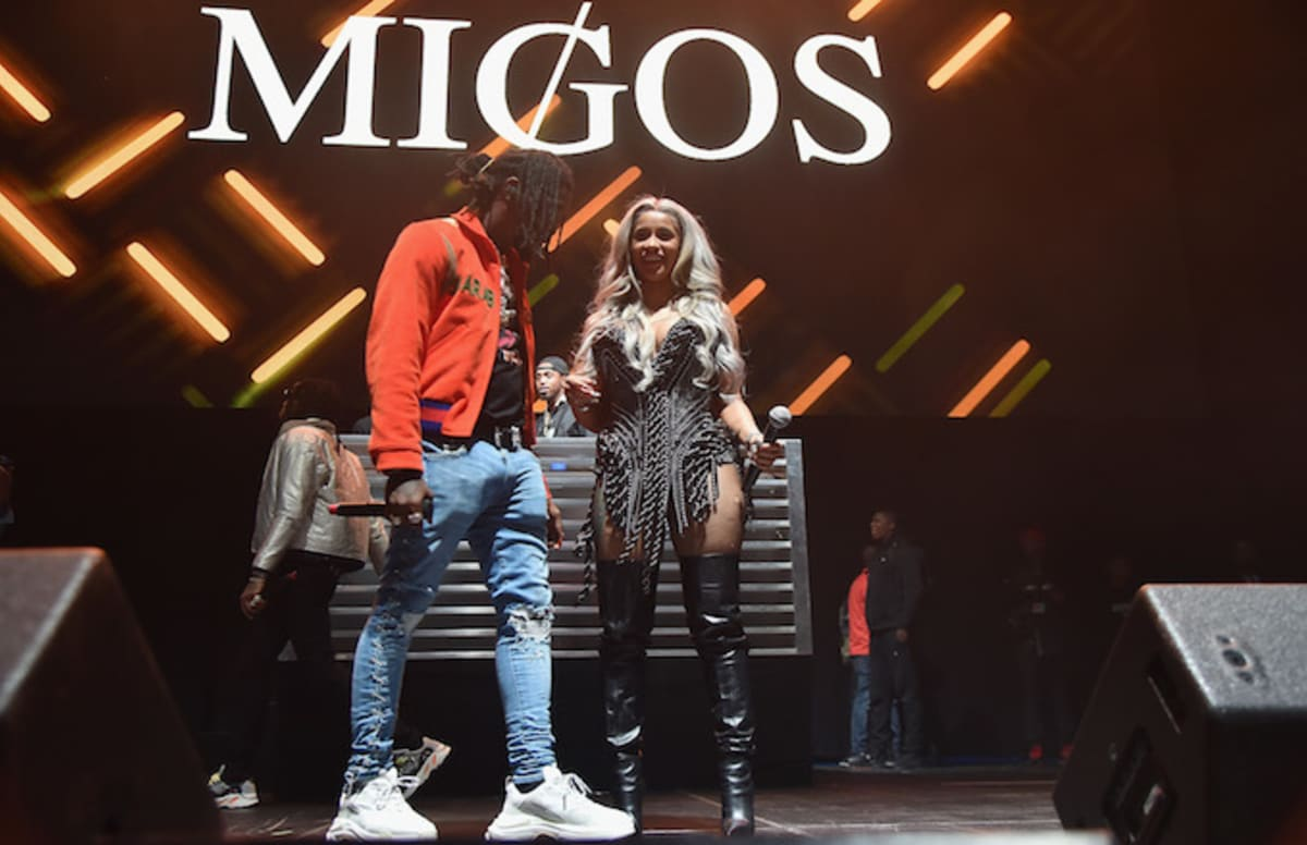 Offset Proposed to Cardi B and She Said Yes | Complex