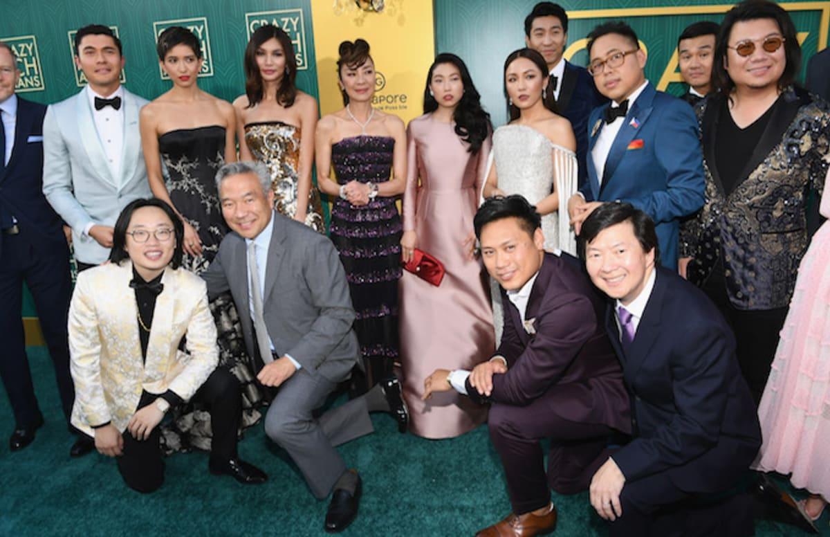 Crazy Rich Asians Besetzung