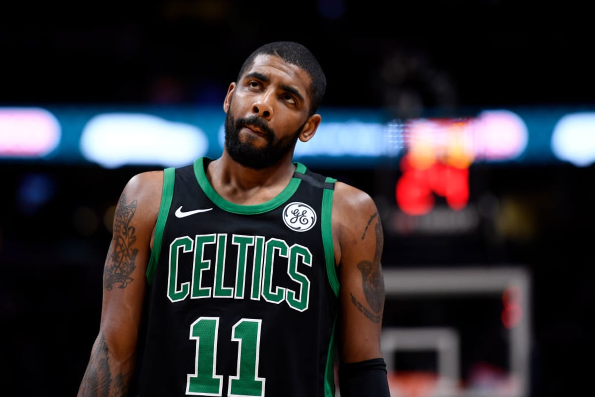 Kyrie Irving Reached Out to Kobe Bryant Before Almost Being Traded to Phoenix Suns | Complex