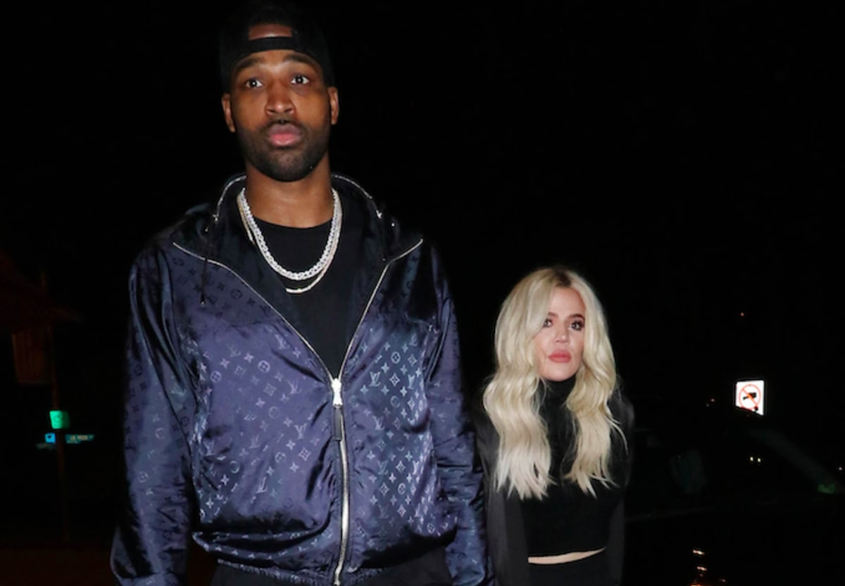 Khloé Reportedly Splits With Tristan After Alleged Hookup With Kylie's Friend Jordyn Woods