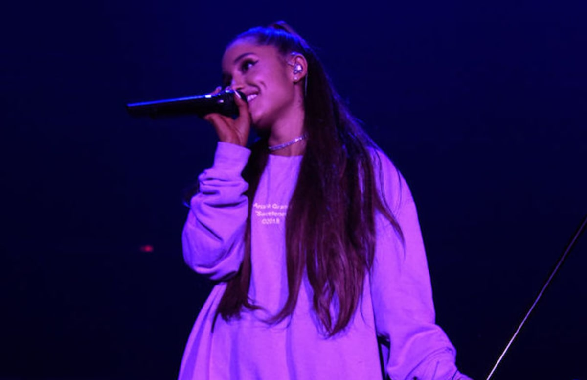 Ariana grande tour dates in Melbourne