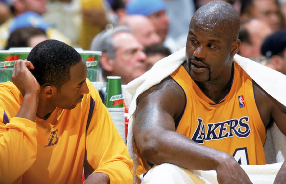 b3bad8dc84ca Shaq Thinks Kobe Could Unretire Right Now and Create  One of the Greatest  Stories in NBA History