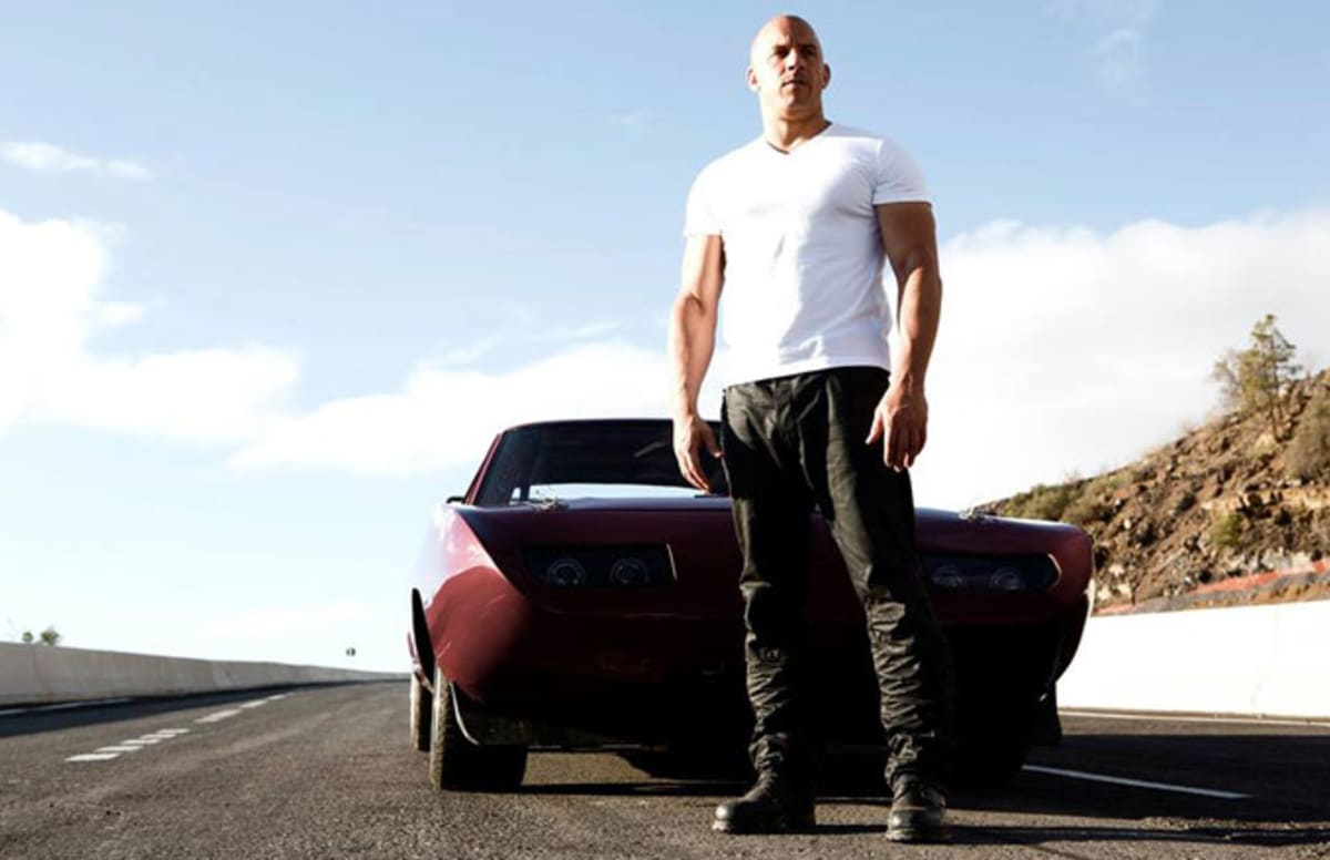 Vin Diesel Fast And Furious 6 Car The Complete Hi...