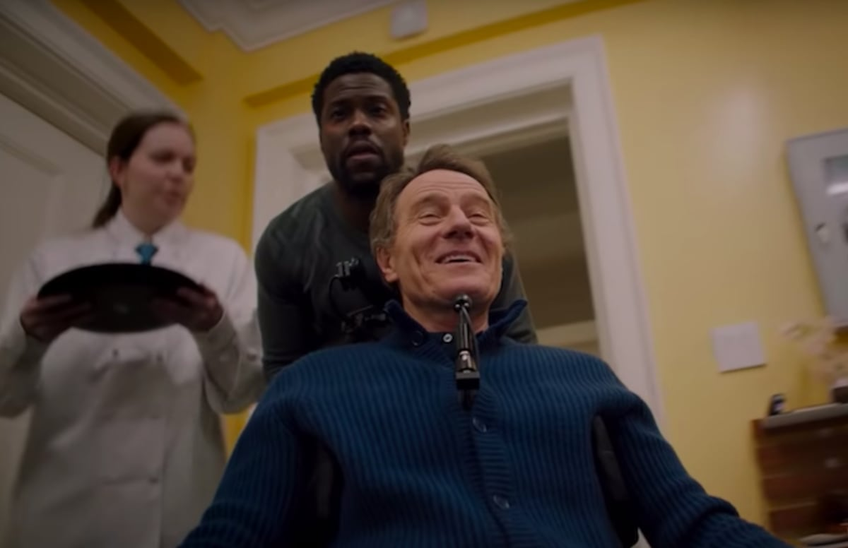 Kevin Hart and Bryan Cranston Find Each Other at the Perfect Time in 'The Upside' Trailer