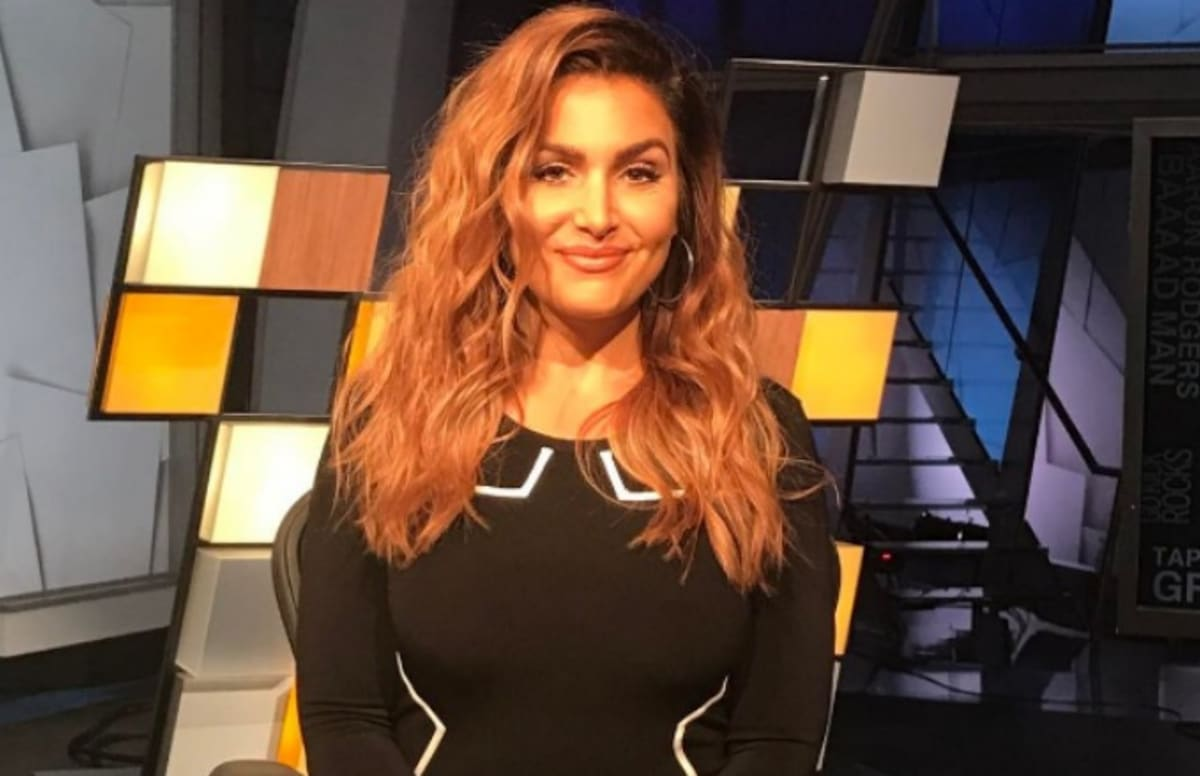 Heres How Espns Molly Qerim Feels About Eminem Name Dropping Her On Campaign Speech Complex