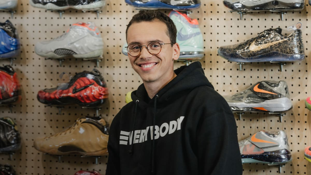 c4afe0a60be88 Scott Disick Goes Sneaker Shopping With Complex. Sneaker Shopping With Logic