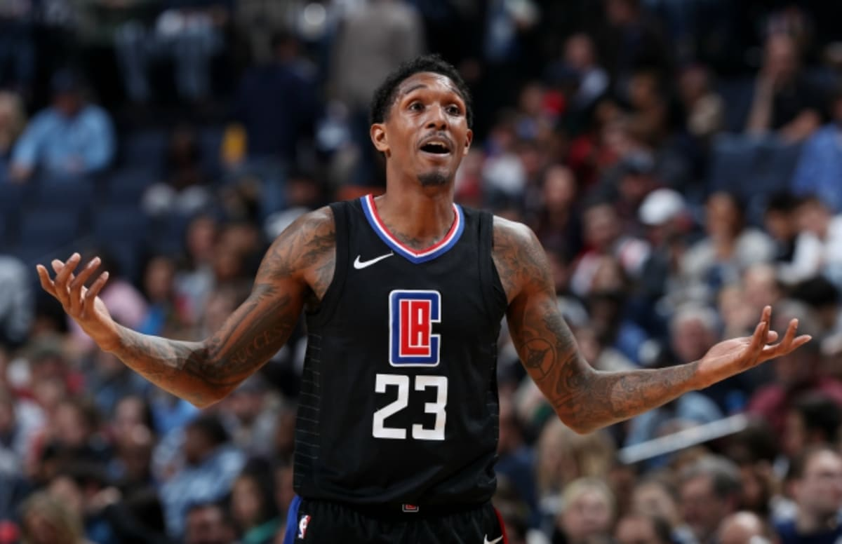 Lou Williams Talks About Breaking Up With 1 of His 2 Girlfriends ... 3ac1c586a