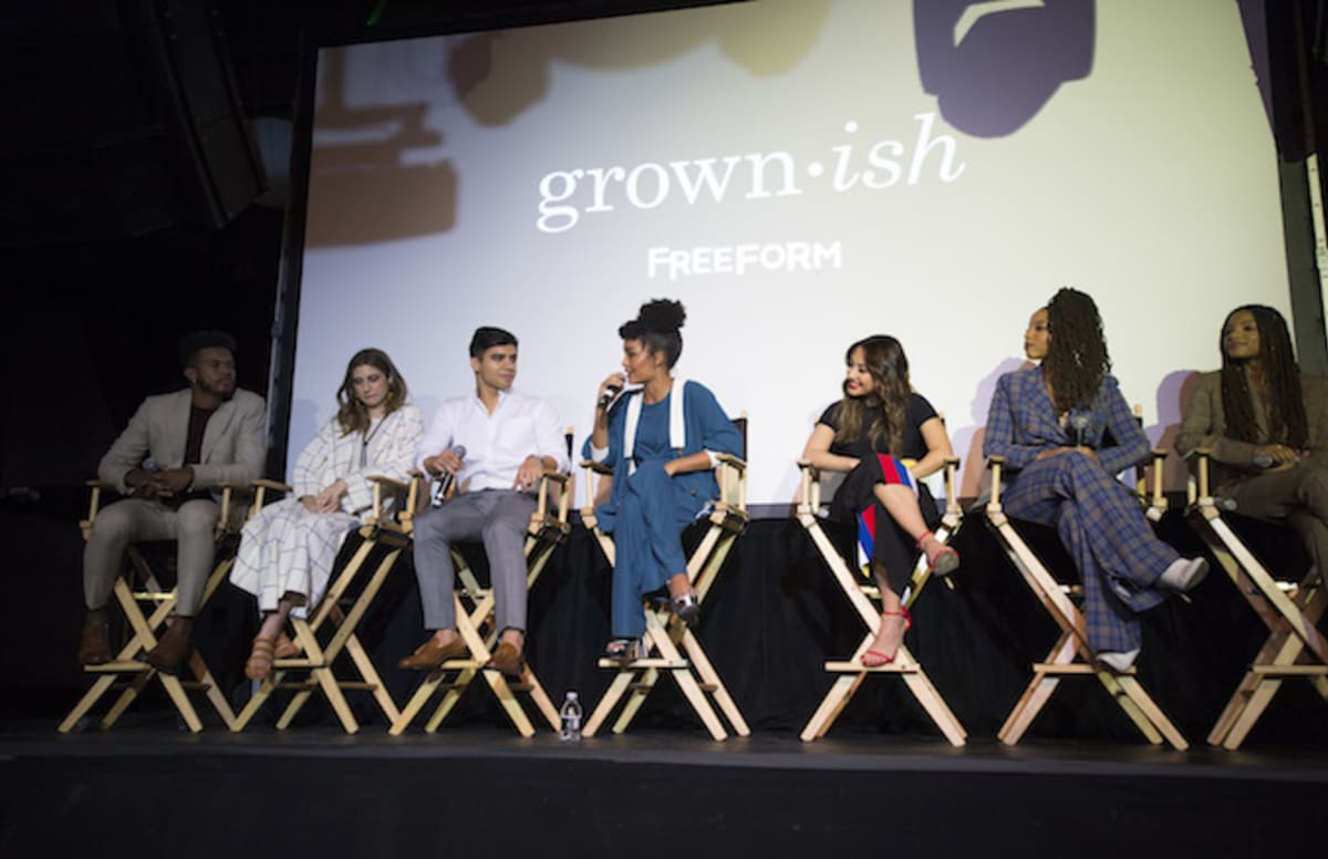 All Approved Auto >> Freeform Has Renewed 'Grown-ish' for a Second Season | Complex