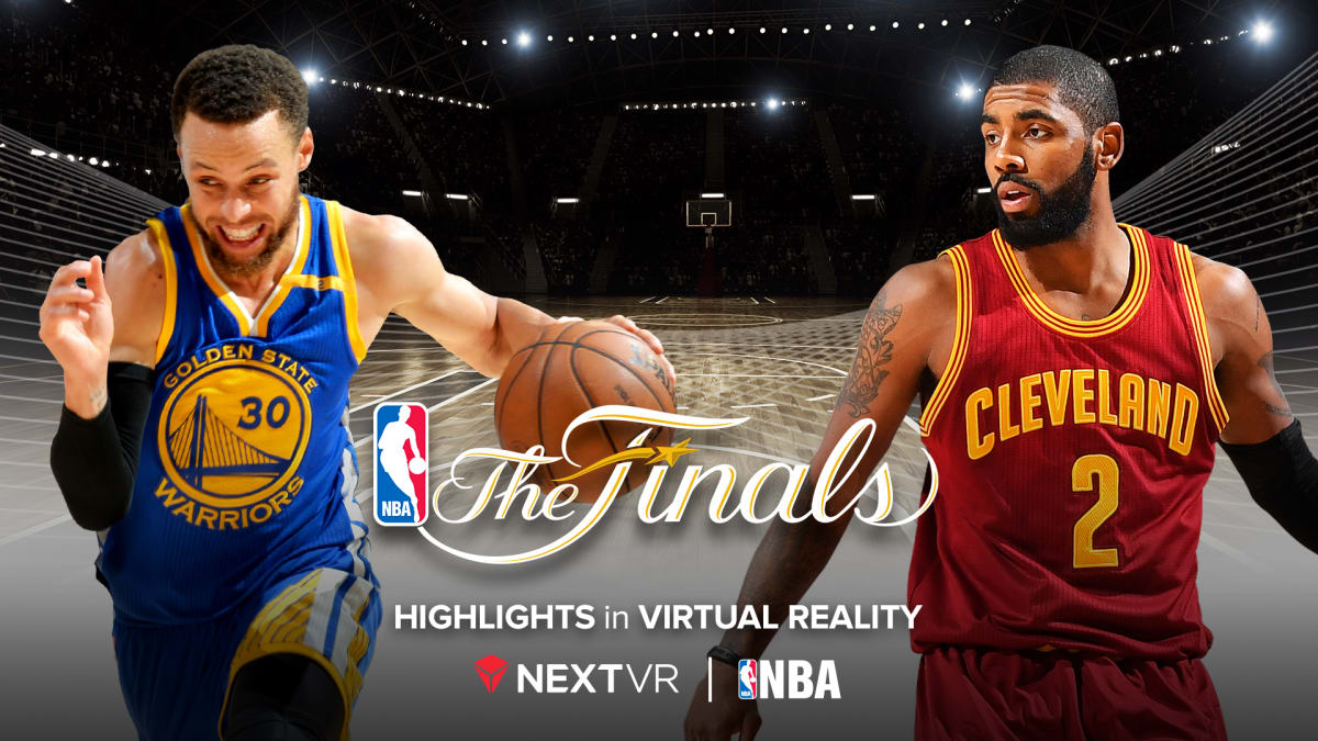 Here's What It's Like to Watch the NBA Finals in Virtual ...