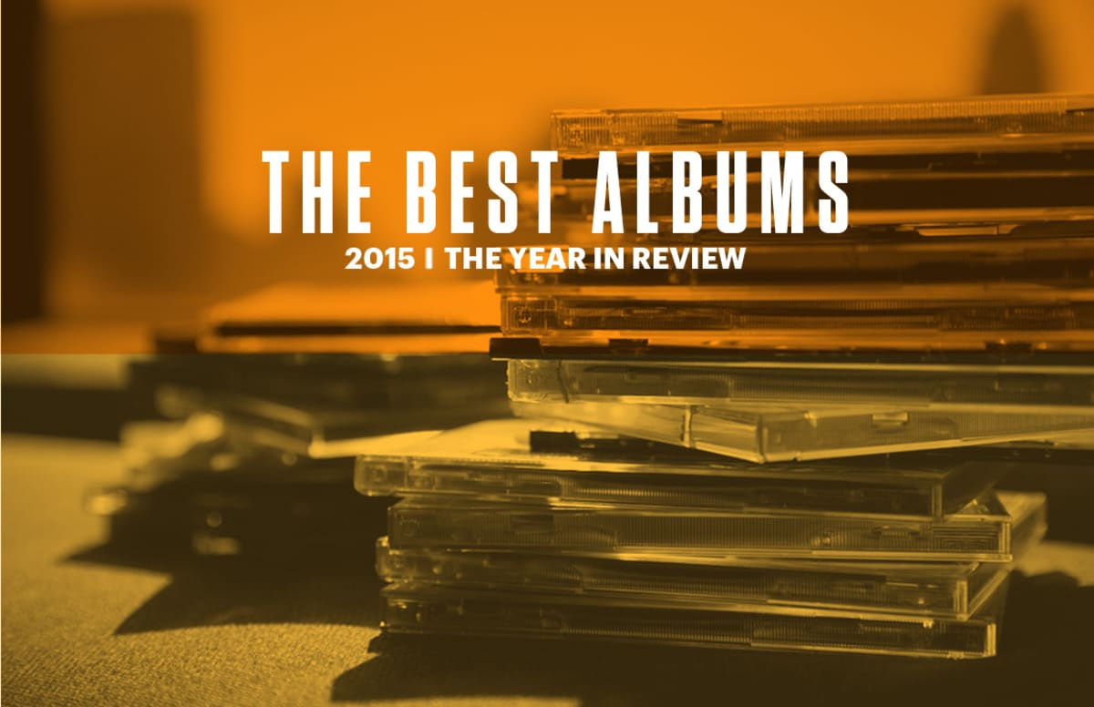 The Best Albums of 2015