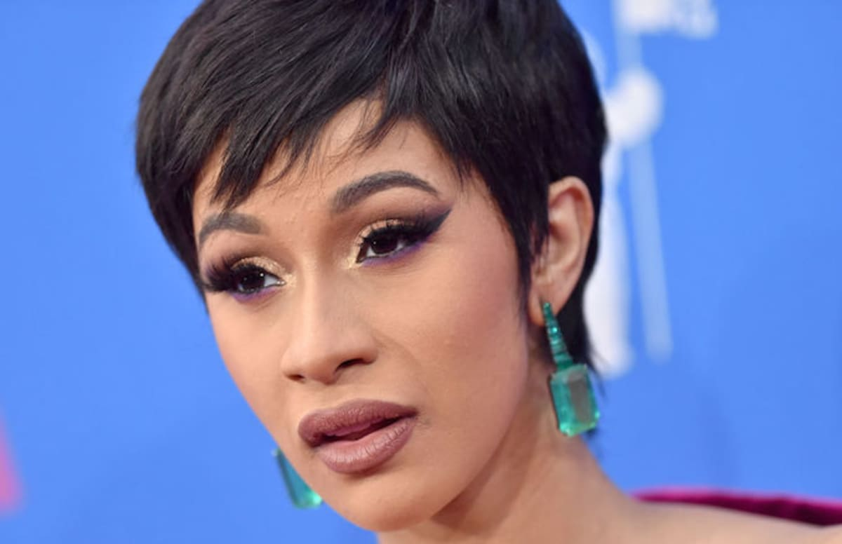Cardi B Face: 2 Women Accuse Cardi B Of Ordering Physical Attacks On
