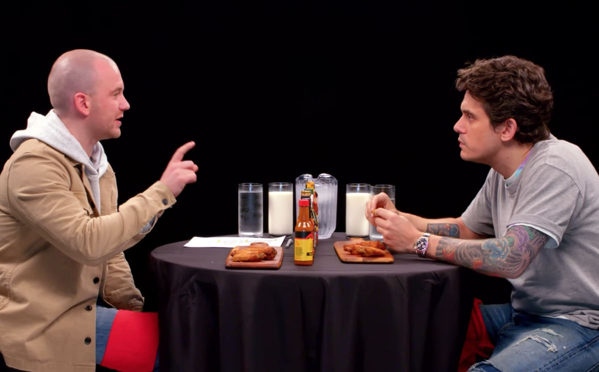 John Mayer Breaks Down the Musicality of Dave Chappelle's ...