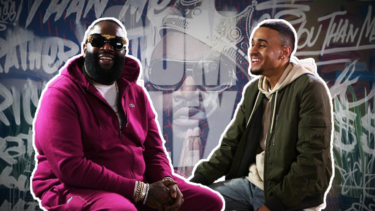Rick Ross Addresses Birdman Beef, Talks Carmelo and La La Anthony Relationship Trouble