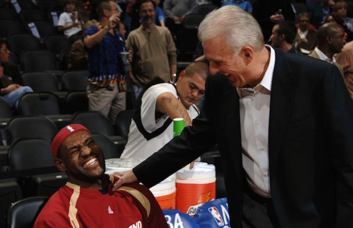 波波維奇笑談馬刺引援計畫:我有一個辦法,能讓詹姆斯主動加盟!-Haters-黑特籃球NBA新聞影音圖片分享社區