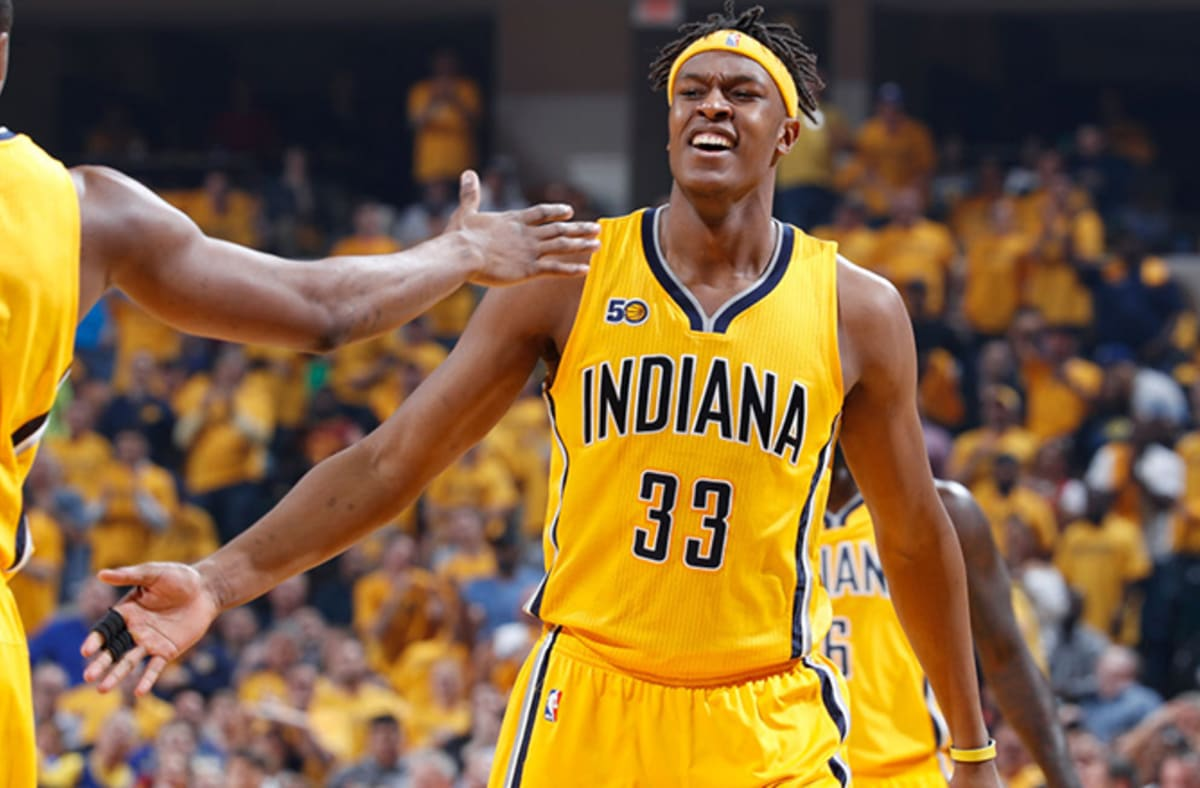 Myles Turner Might Ve Thrown Down The Dunk Of The Year