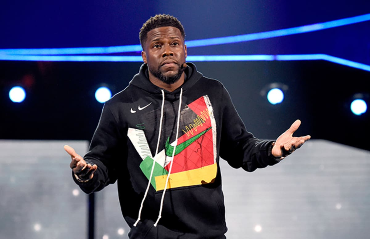 Kevin Hart Lets The Jokes Fly During His Nba All Star Game