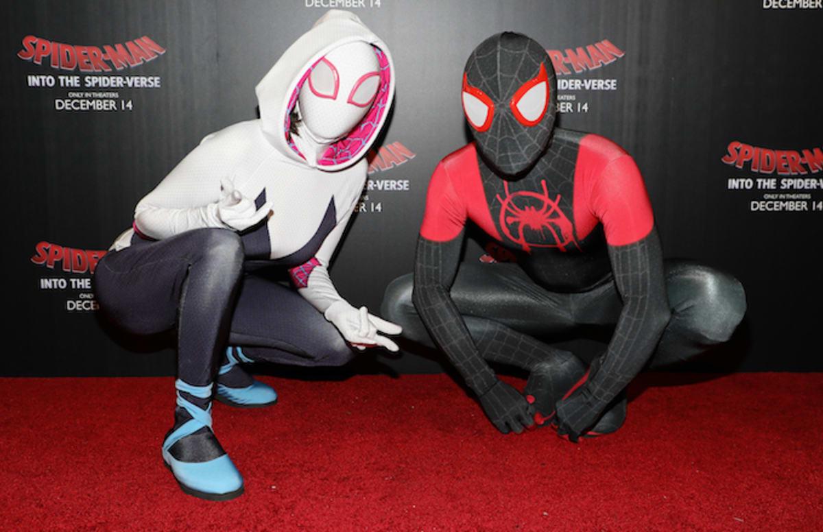 "'Spider-Man: Into the Spider-Verse' Was Originally Going to Open With Childish Gambino's ""Redbone"""