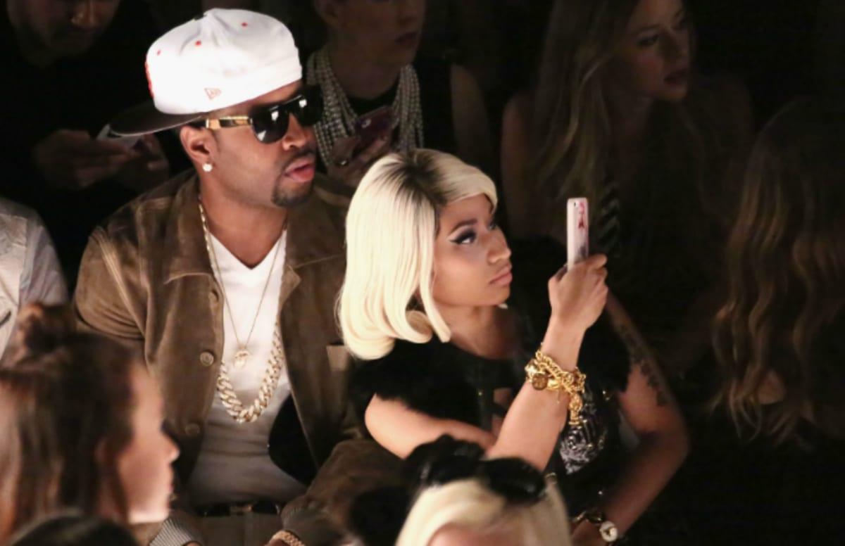 It Sounds Like Safaree Wants Nicki Minaj Back