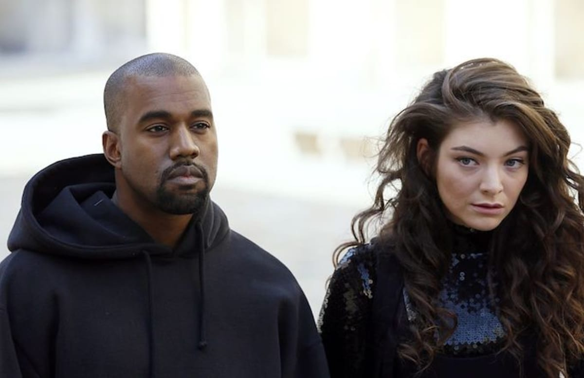 Lorde Accuses Kanye and Kid Cudi of Copying Her 'Melodrama' Tour Set