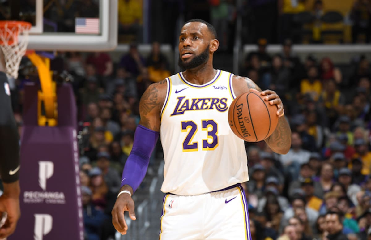 0636ba427711 LeBron James Says He  Almost Cracked  After Lakers  Slow Start