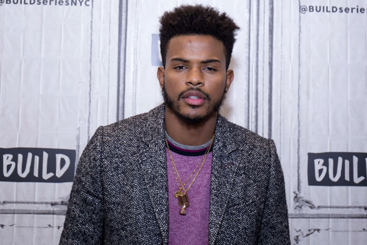 premiere  trevor jackson unleashes part 2 of his  u0026quot night