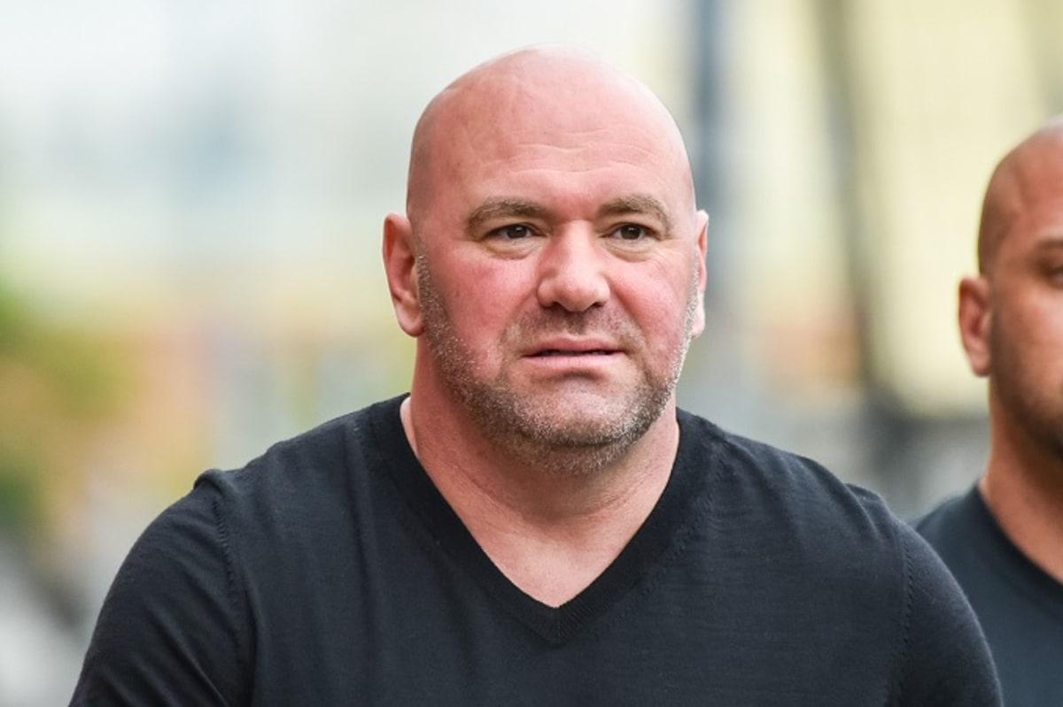 Dana white says khabib nurmagomedov is staying in the ufc for Dans white