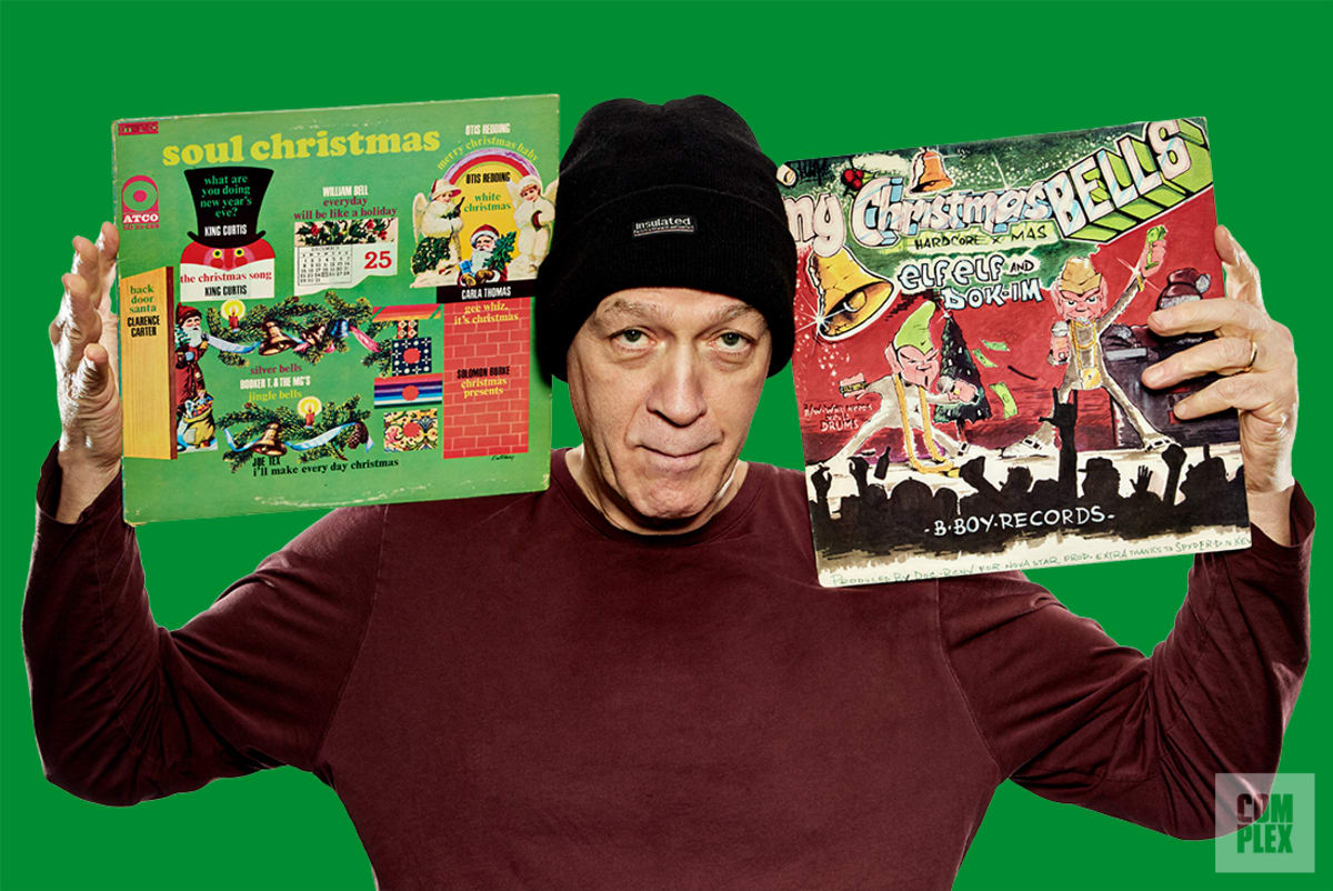 The Christmas Mix You\'re Not Cool Enough to Get | Complex