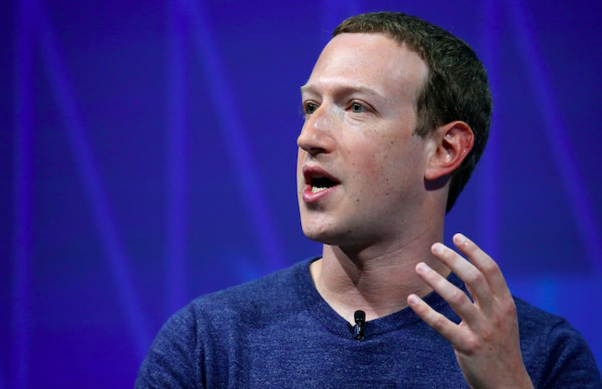 Facebook Shareholders Want to Remove Mark Zuckerberg as Company Chairman