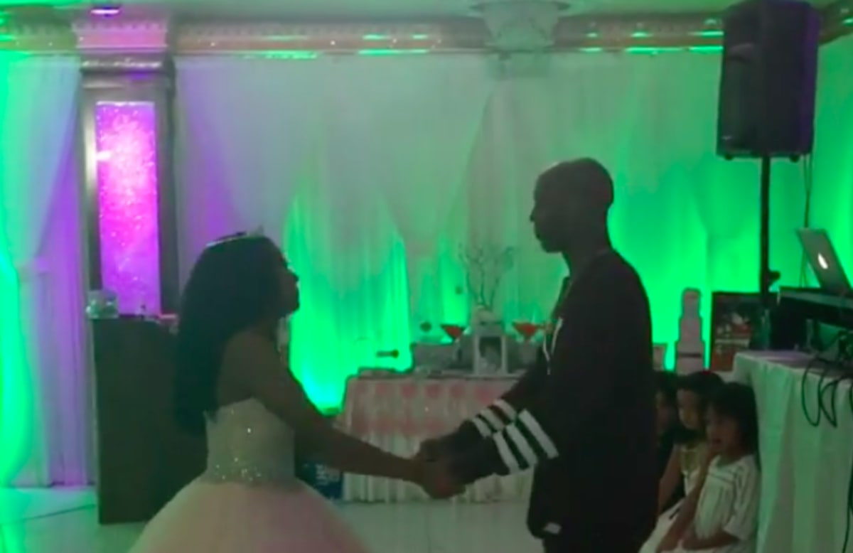 Dmx Shares A Dance With His Daughter During Her