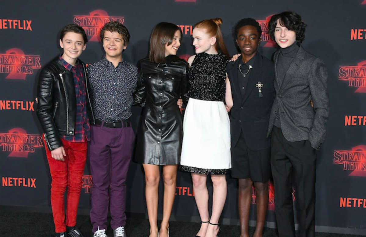 Filmmaker Amends 'Stranger Things' Lawsuit After Receiving ...