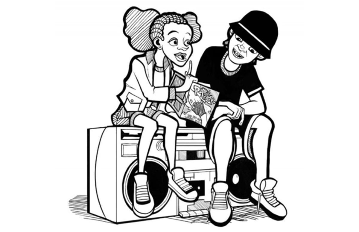 10 Ways Hip Hop And Comic Culture Collide Complex
