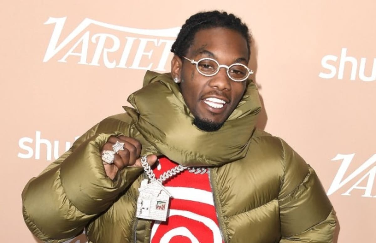 This Is Why Offset Got Cardi B Tattooed On His Neck: Offset Says He's About To Drop His Debut Solo Album