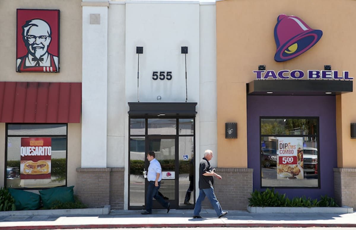 KFC and Taco Bell Will Start Offering Home Deliveries Across the Country